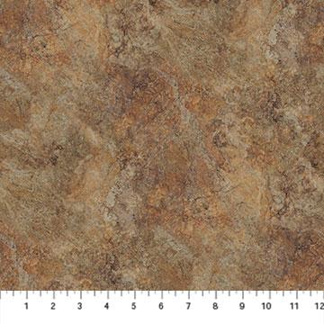 Northcott Covent Garden Marble 1 - Rust