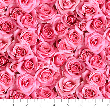 Budding Romance Pink Roses