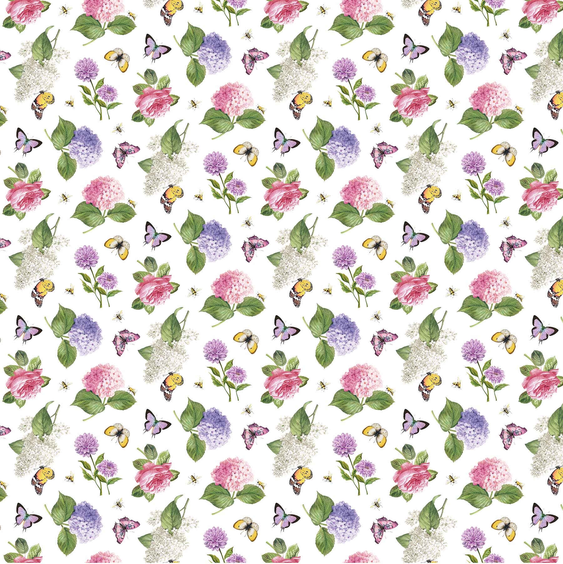 SCENTED GARDEN Multi Floral Toss