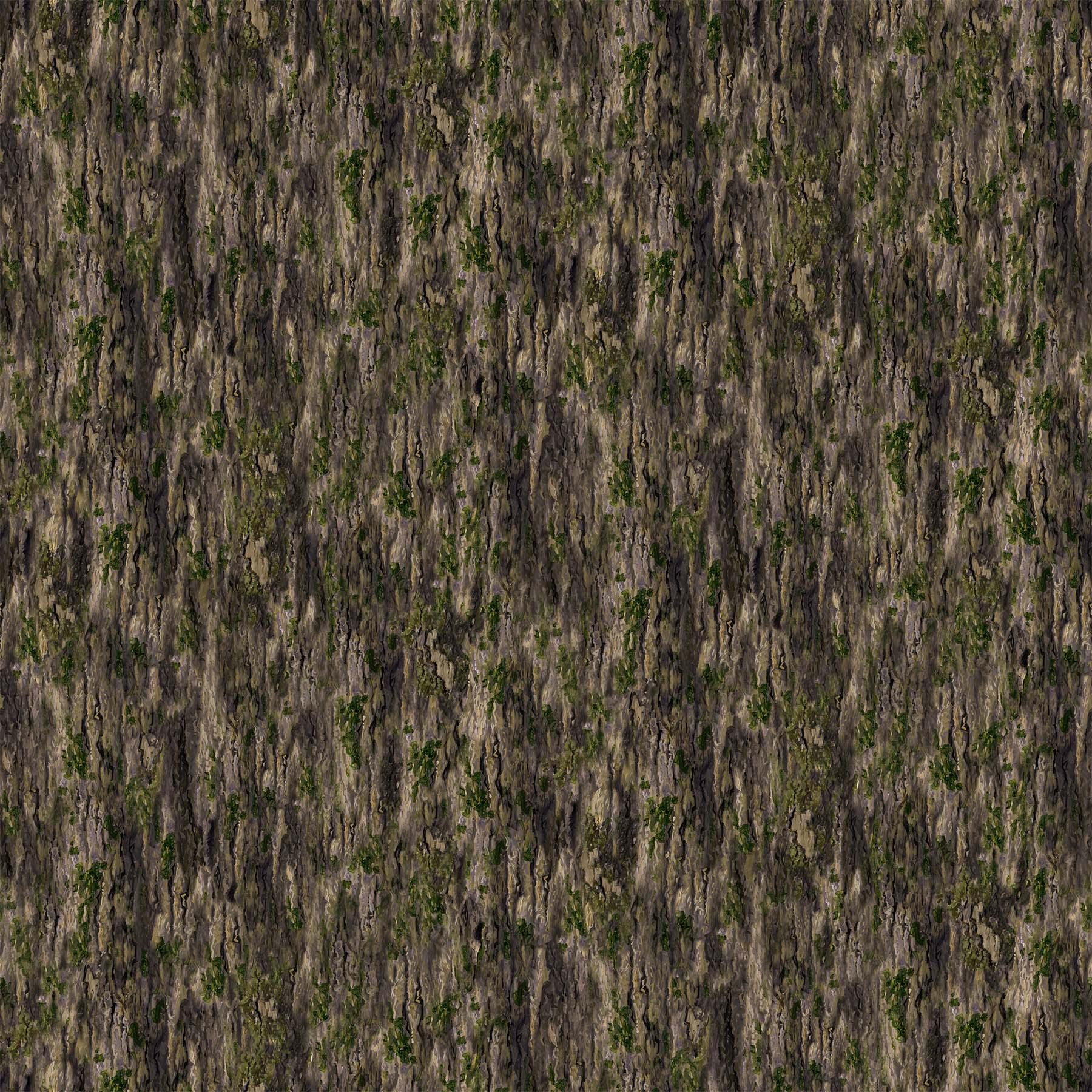 DP24228-36 MAMA BEAR BROWN - BARK