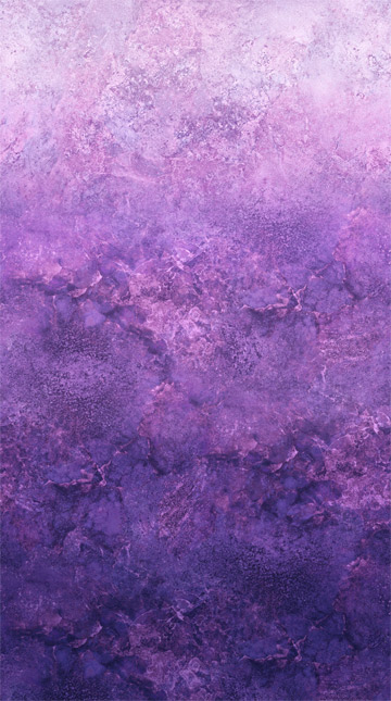 Ombre Amethyst - Stonehenge Gradations Ombre Digitally Printed