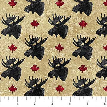 Oh Canada Flannel 22922-12