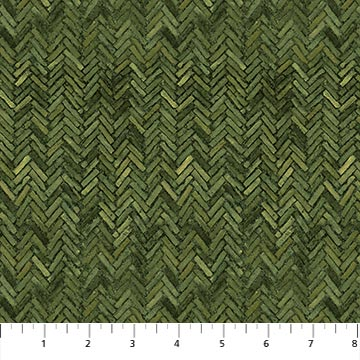 Fabric-Northcott Lakeside Lodge Flannel Zigzag