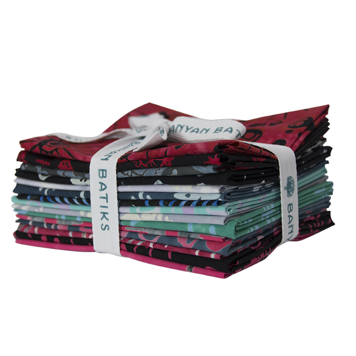 Tie One On  Fat Quarters