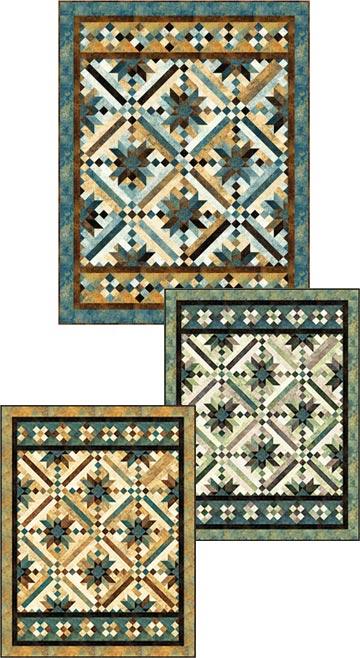 Stonehenge Gradations Patterns 2017 - Single Colorway PTN1580-10