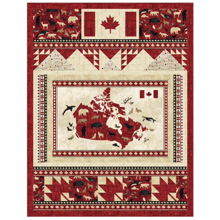 Stonehenge Oh Canada 6 - Single Colourway Only $11.99