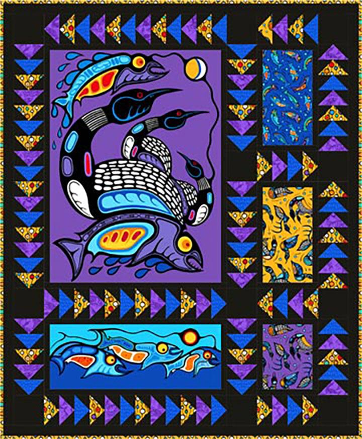 Healing Waters pattern