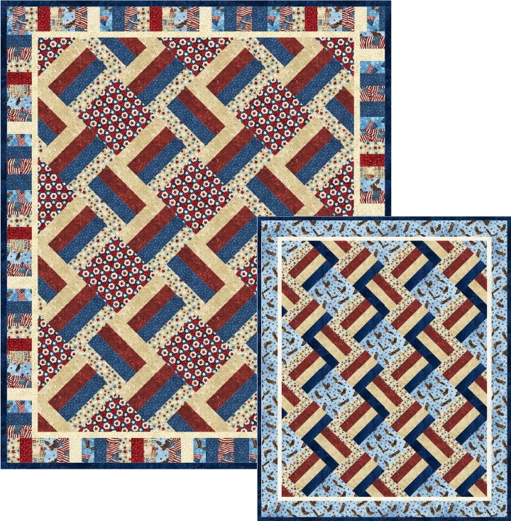 PTN2473 Don't Fence Me In Pattern by Morning Glory Designs