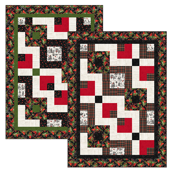Comfy and Cozy Lap Quilt