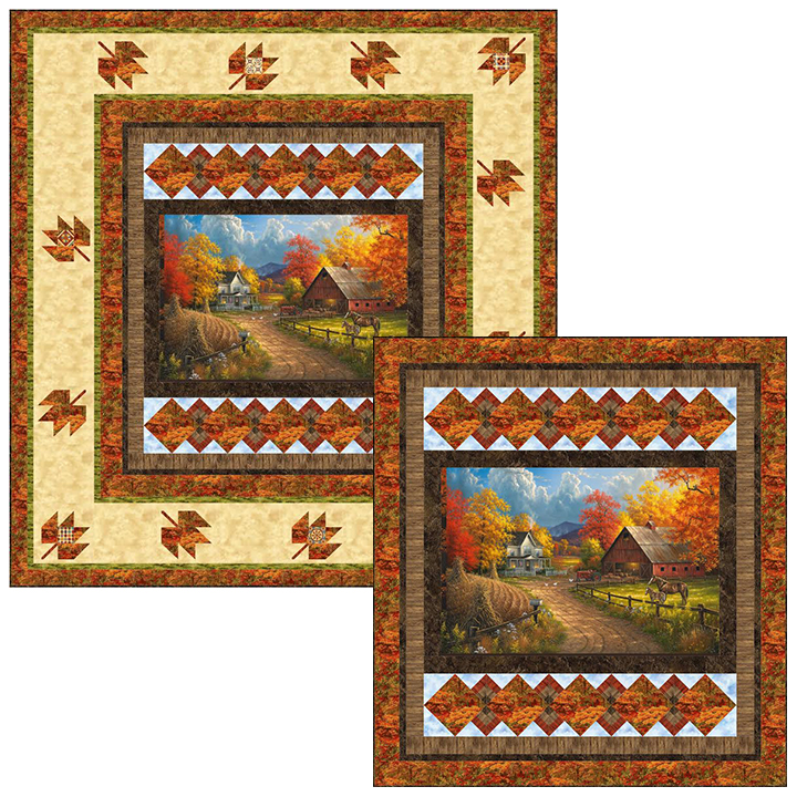 Country Pastime Pattern PTN2502-10