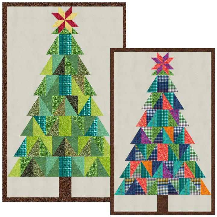 KILTS AND QUILTS CHRISTMAS TREE