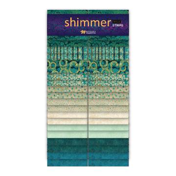 Shimmer Lagoon - 2.5 Strips
