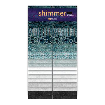 SHIMMER ICEBERG STRIPS