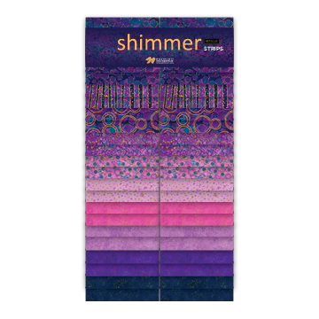 Artisan Spirit -SHIMMER MIDNIGHT SKY 2-1/2 strips