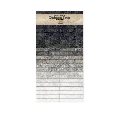 Northcott Stonehenge Gradations Graphite Strips SSTONE40-95....