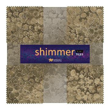 NC Shimmer Sand Layer Cake