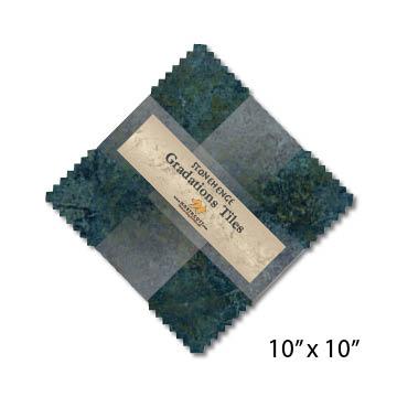 Stonehenge Gradations Precuts - Blue Planet TSTONE42-49