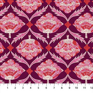 Glasshouse Embroider Bloom by Emily Taylor for FIGO Fabrics