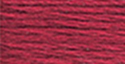 117-150 DMC 6-Strand Embroidery Cotton 8.7yd-Ul.Very Dk.Dusty Rose-Darker than 3350