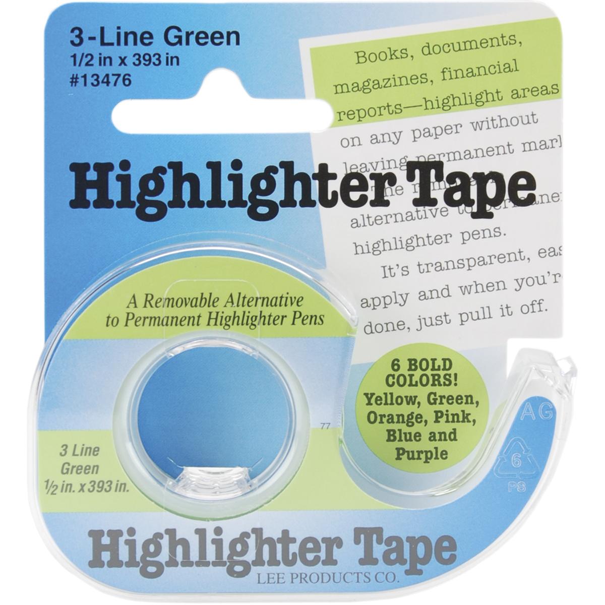 Highlighter Tape