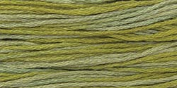 Weeks Dye Works 6-Strand Embroidery Floss 5yd-Scuppernong