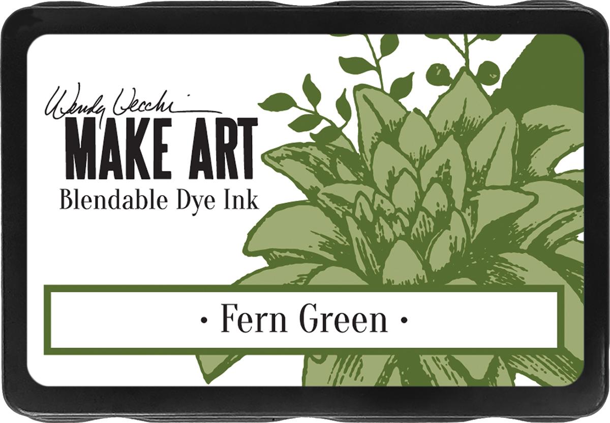 WV Fern Green Ink