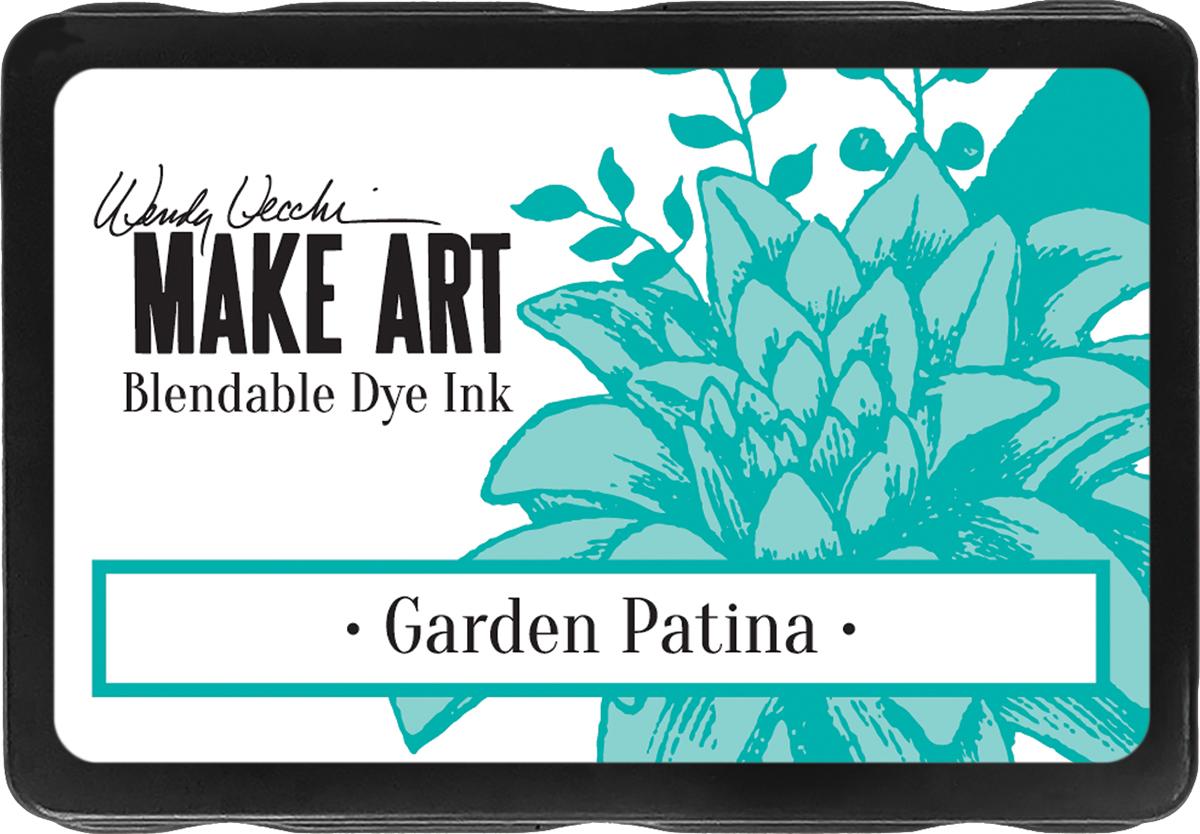 WV Garden Patina Ink