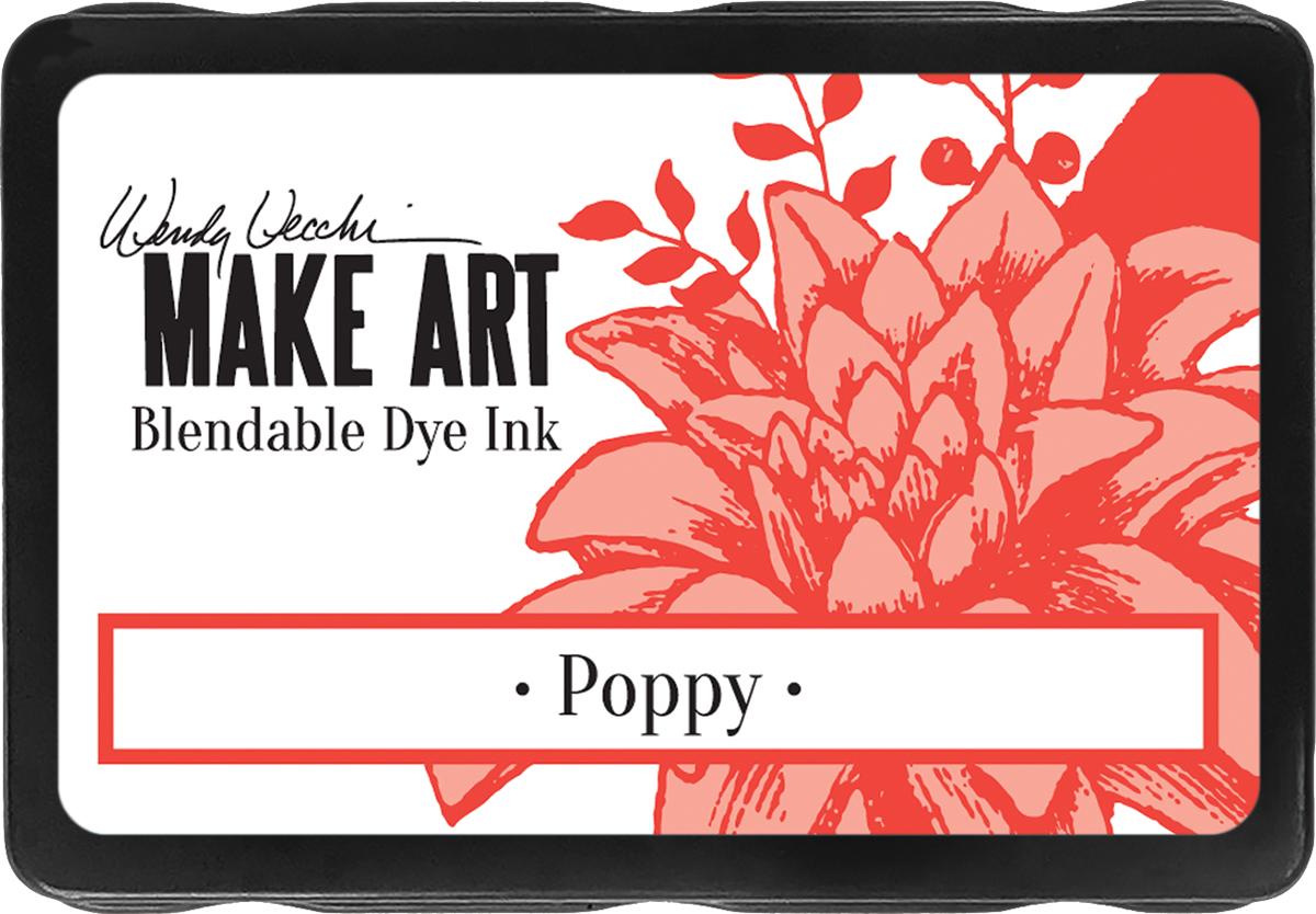 WV Poppy Ink