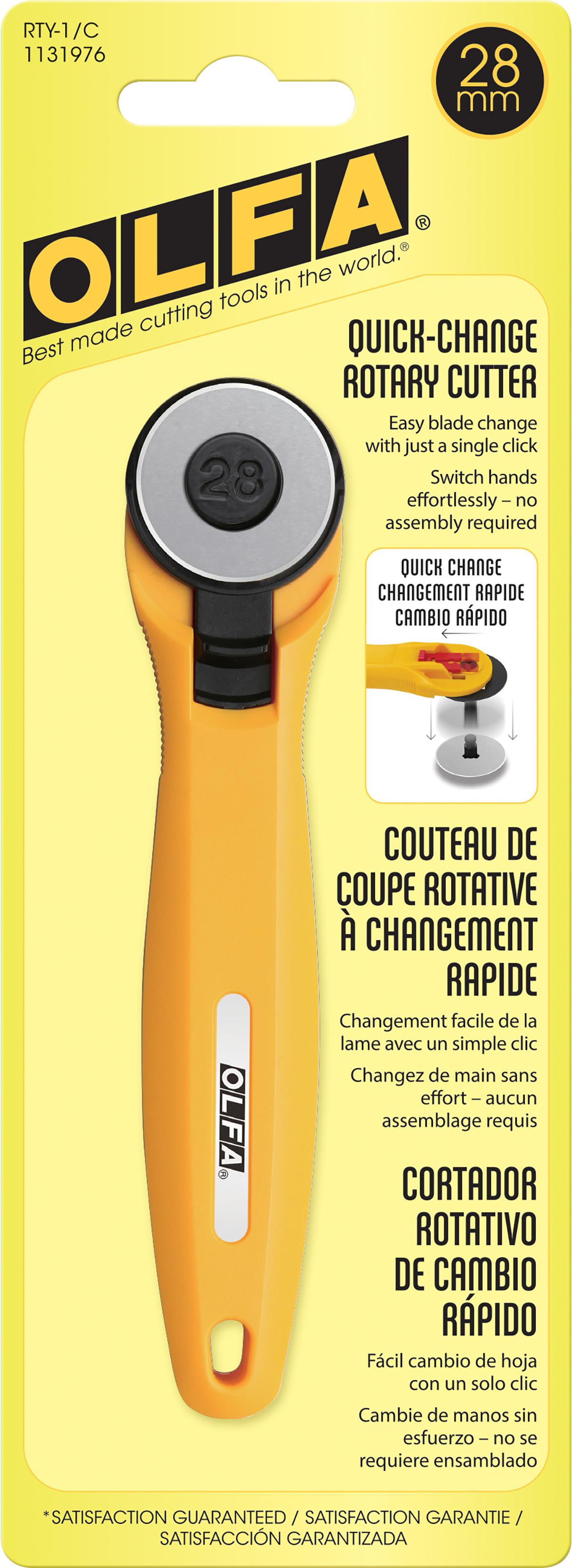 OLFA Standard Rotary Cutter 28mm-