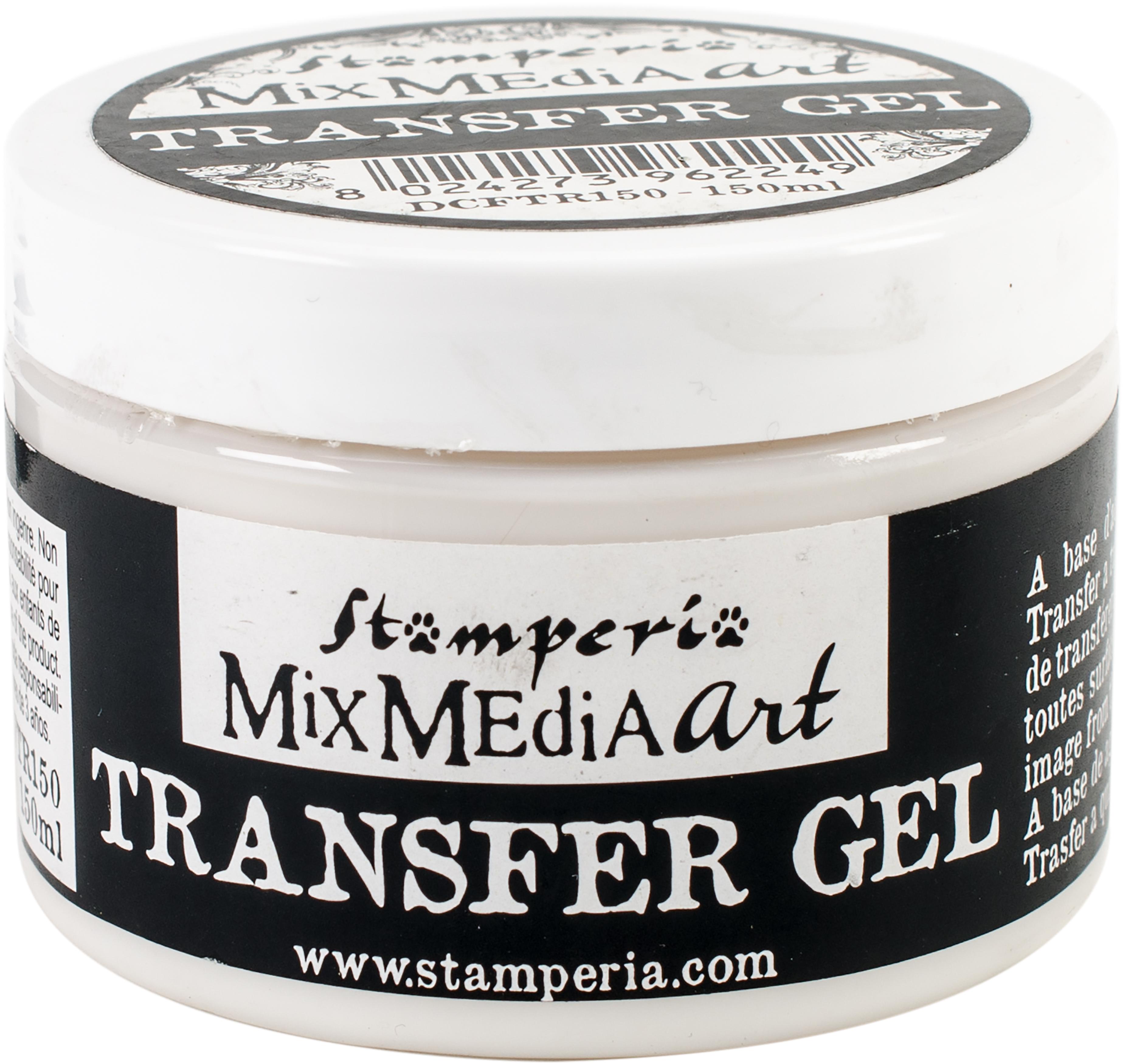 Stamperia Transfer Gel