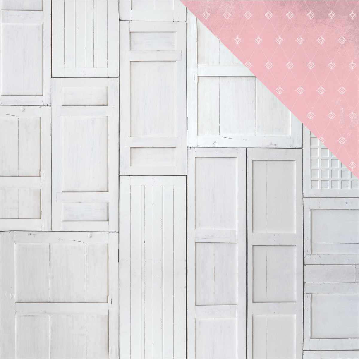 Rose Avenue Collection Wood Panels Paper