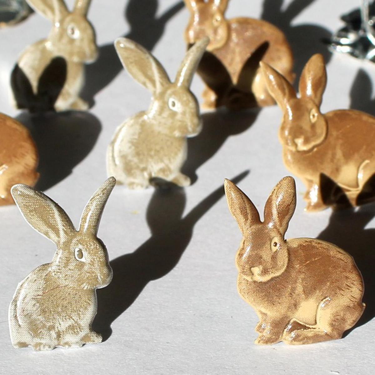 Brads - Rabbits Brown