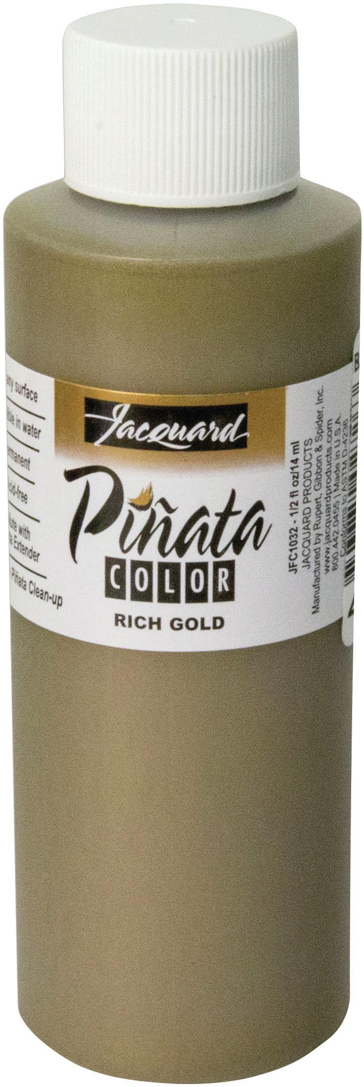 Jacquard Pinata Color Alcohol Ink 4oz - 22 Colors Available