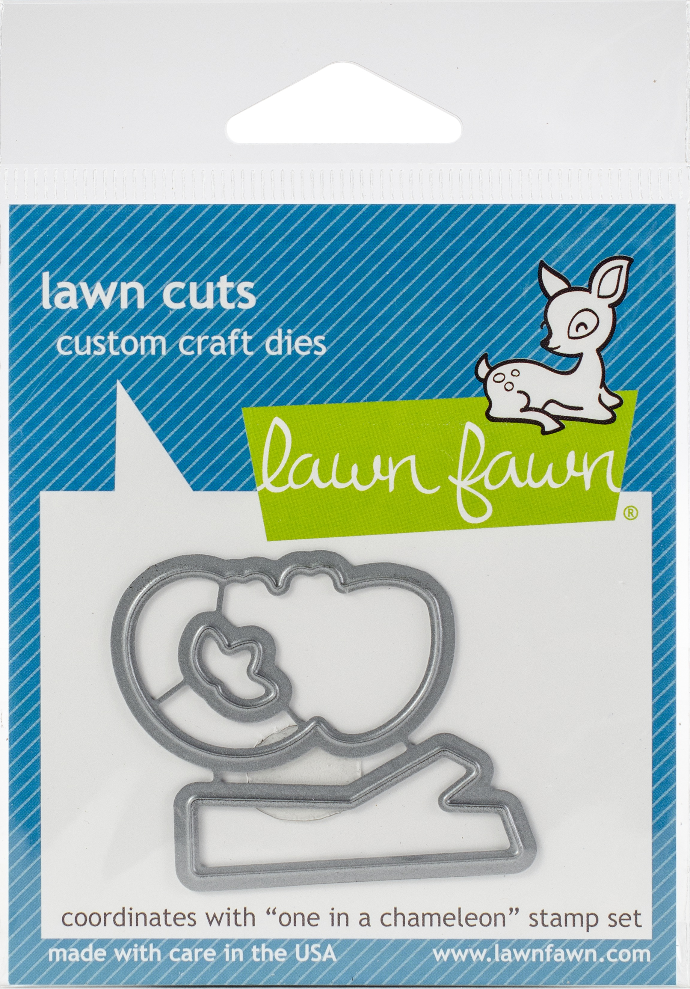 Lawn Cuts-One in a Chameleon