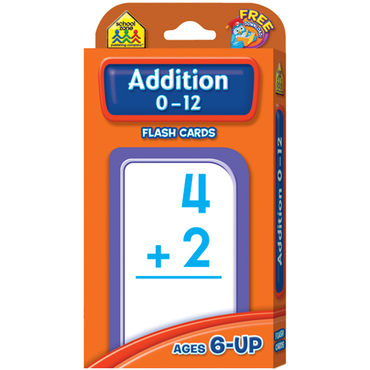 ADDITION  -FLASH CARDS