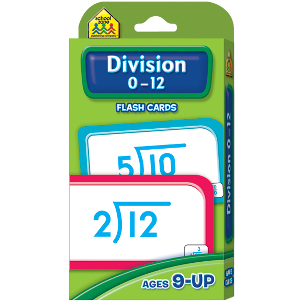 DIVISION  -FLASH CARDS