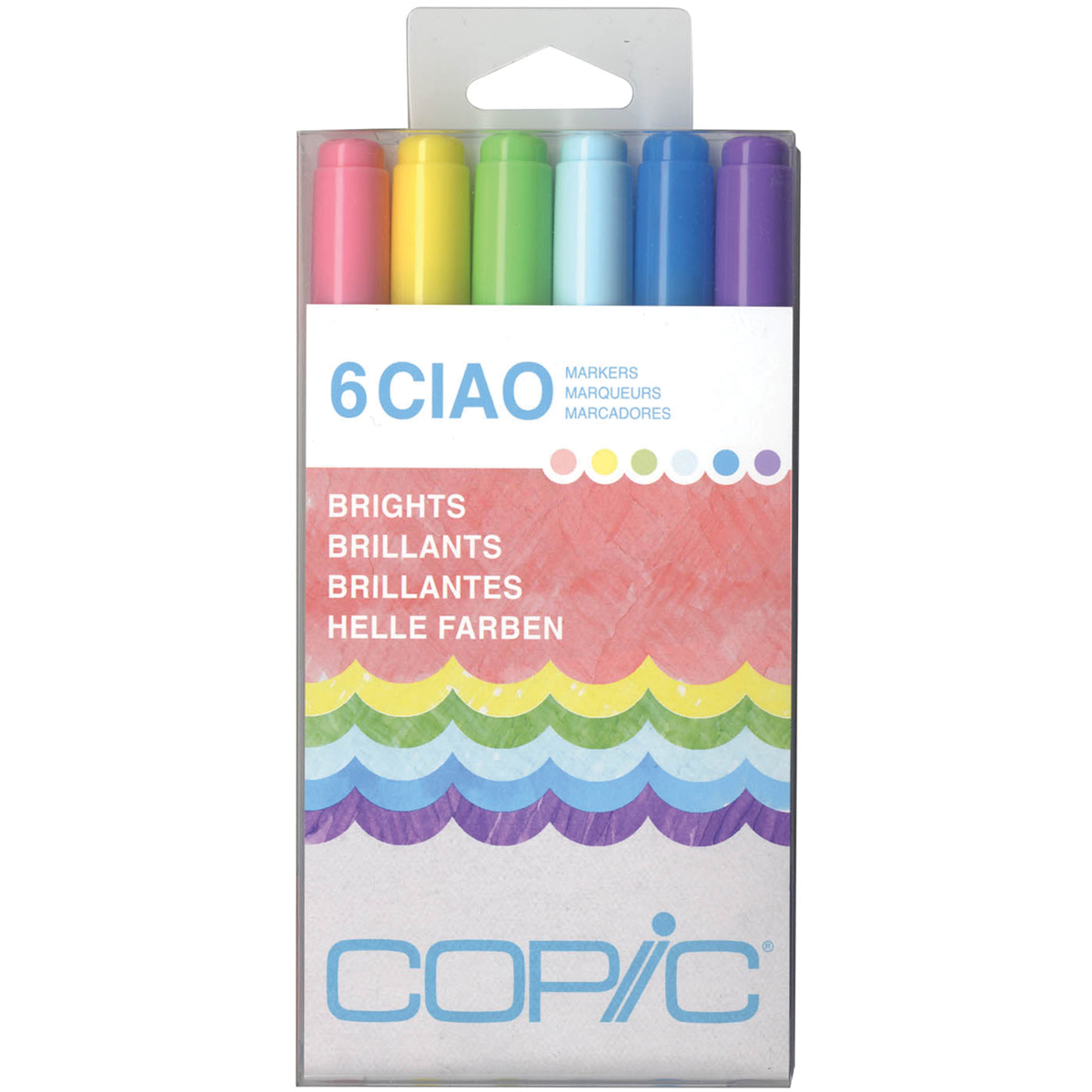 Copic-Ciao Brights
