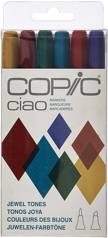 Copic-Ciao Jewel Tone