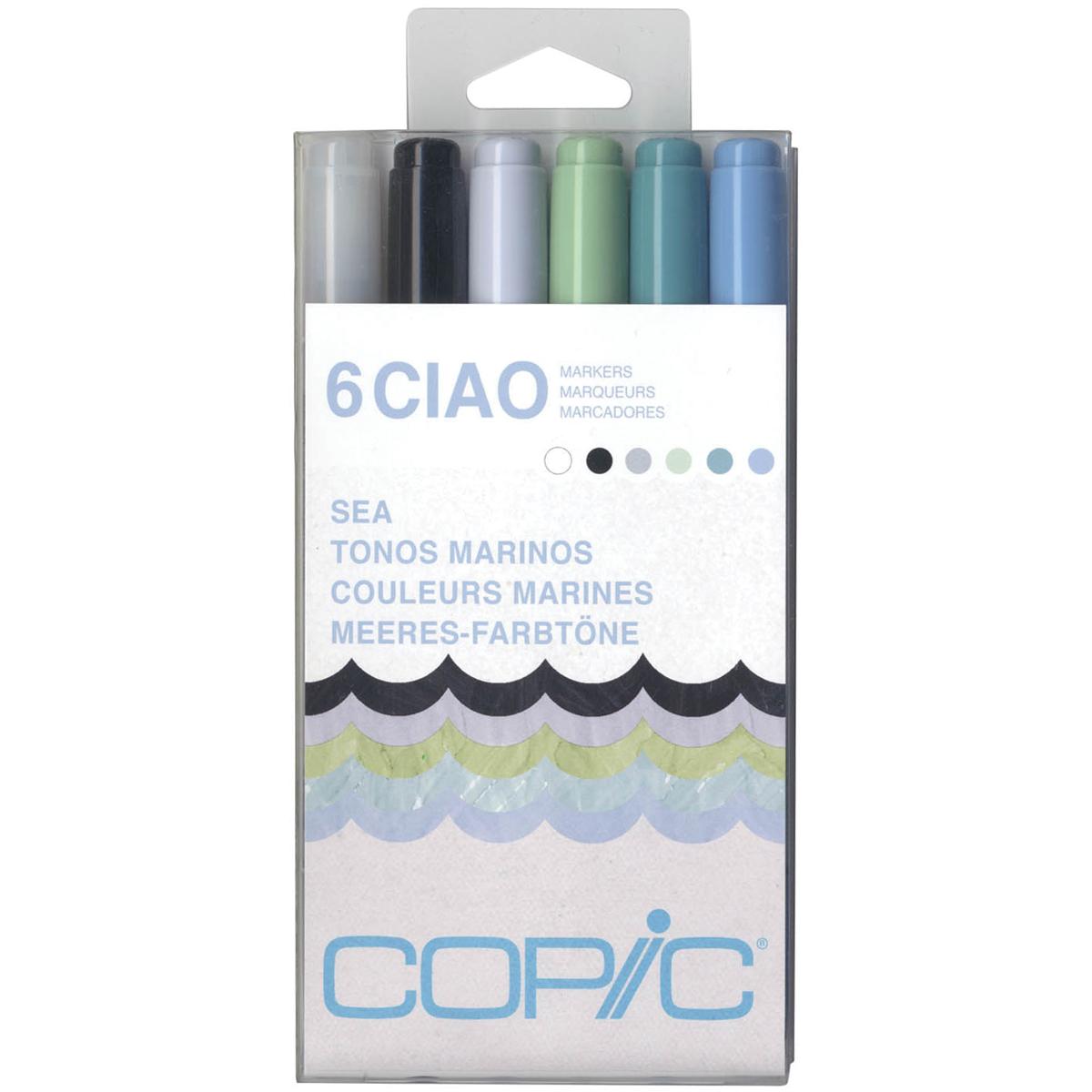 Copic-CIAO Sea