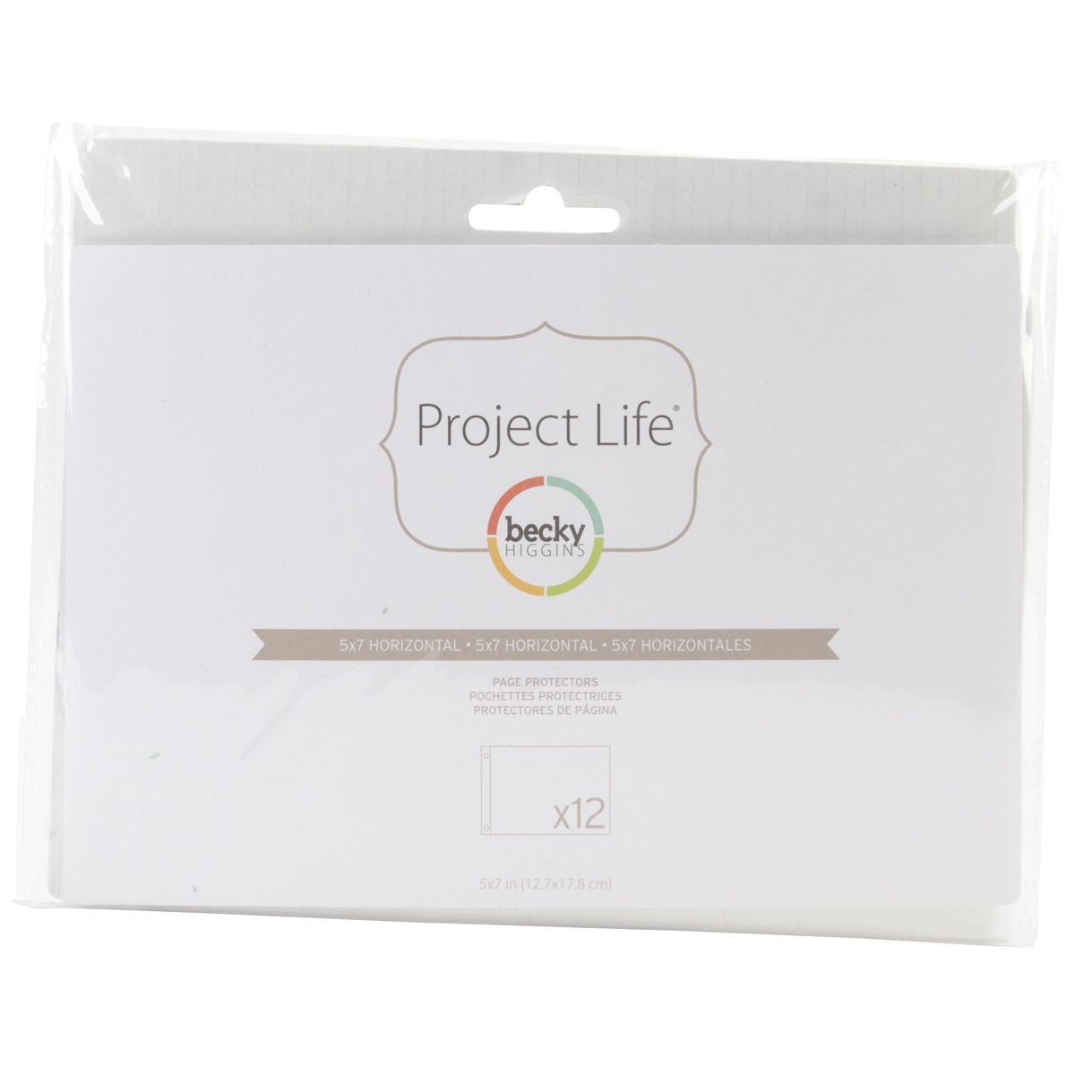 Project Life Photo Pages 5x7 380018