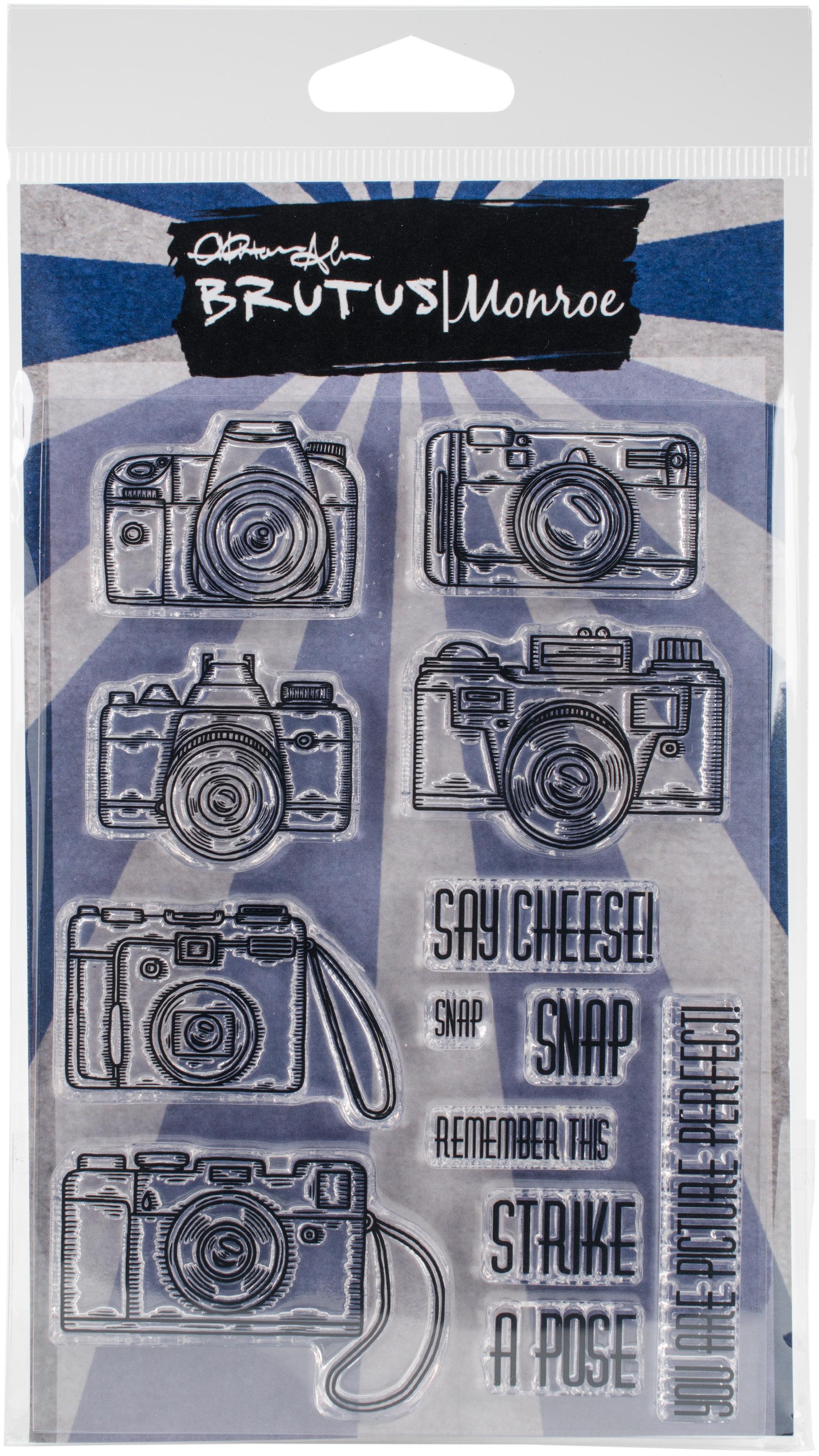 ^Brutus Monroe - Snap - Stamp