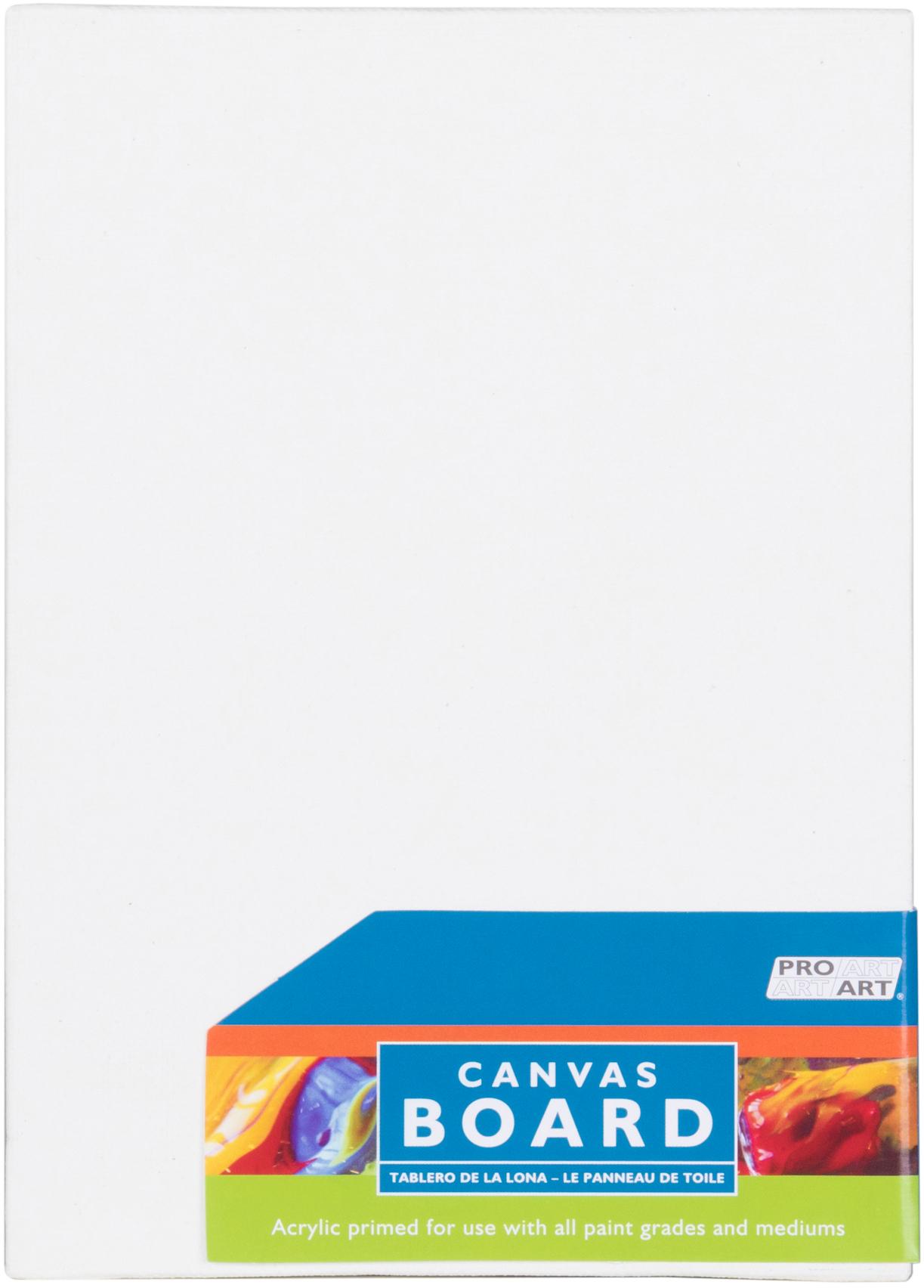 Pro Art Artist Canvas Panel-9X12