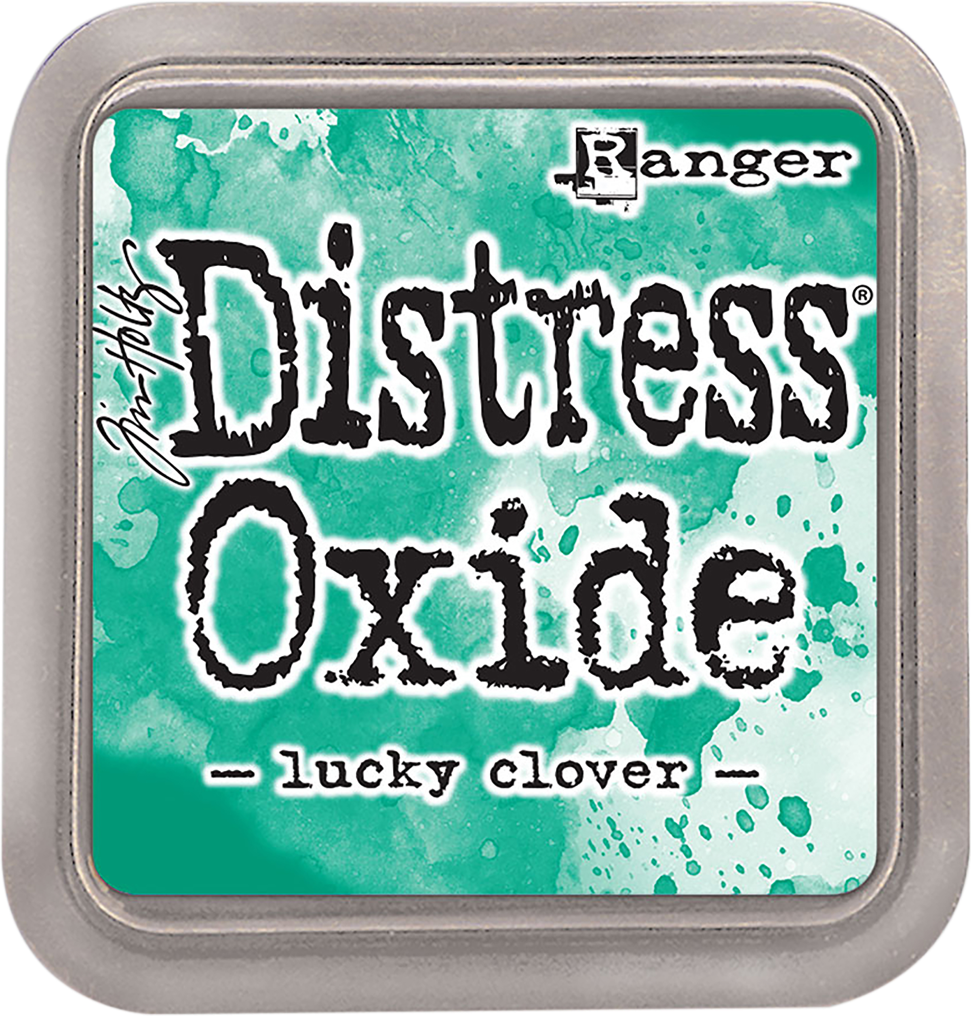 Tim Holtz Distress Oxides Ink Pad-Lucky Clover