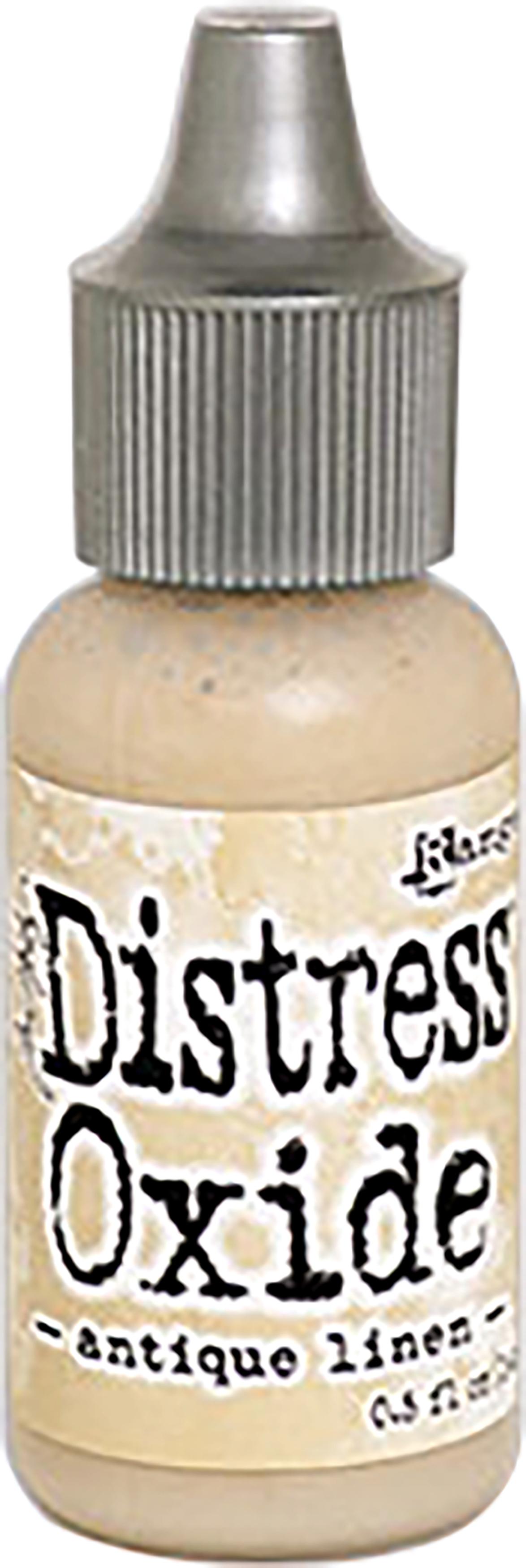 Distress Oxide reinker antique linen