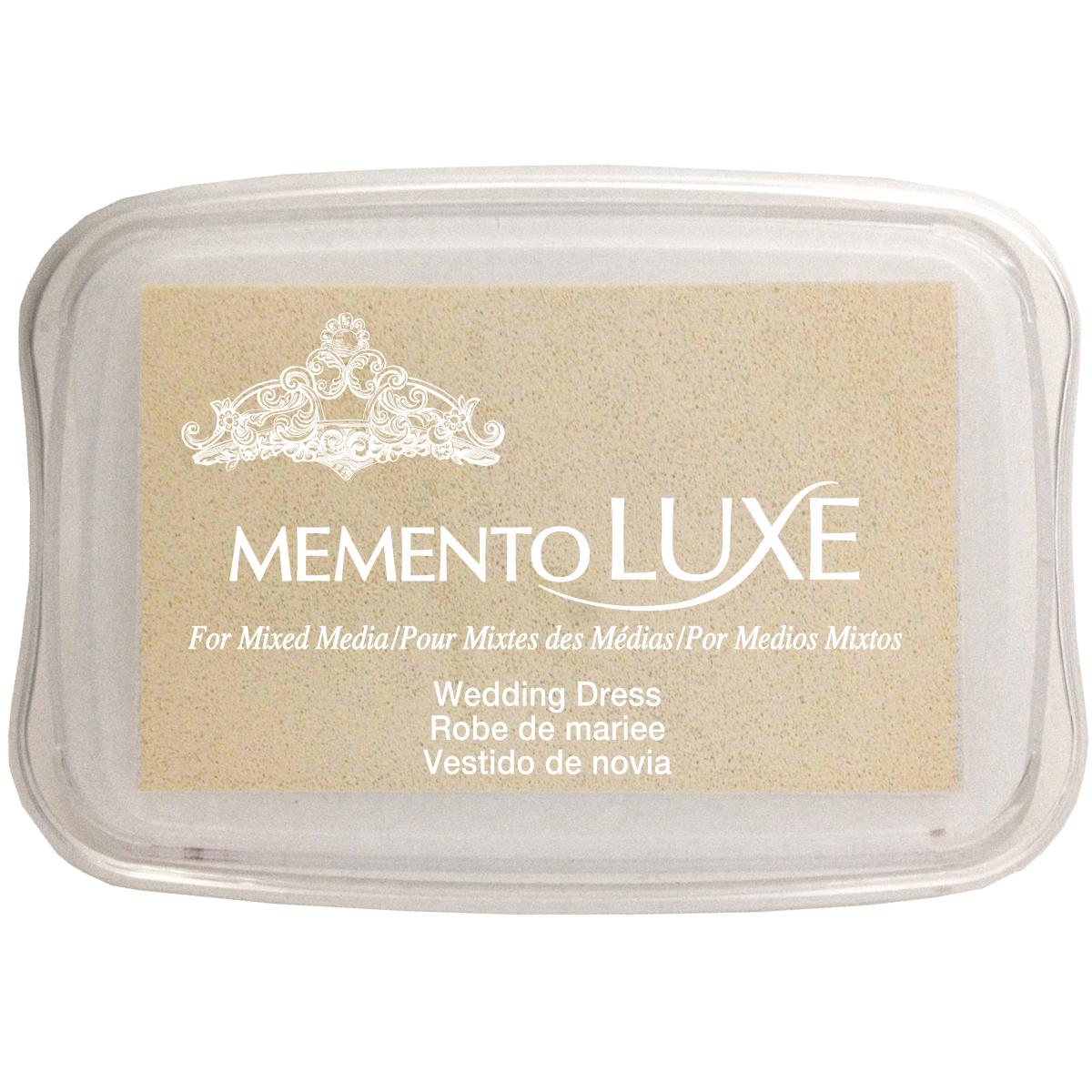 Memento Luxe Ink Pad-Wedding Dress
