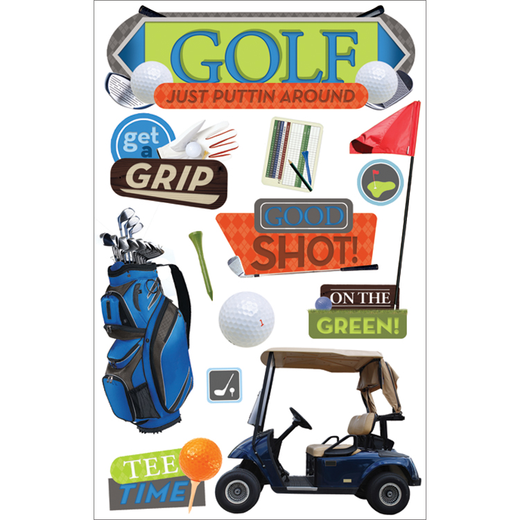 STKR- Layer Golf