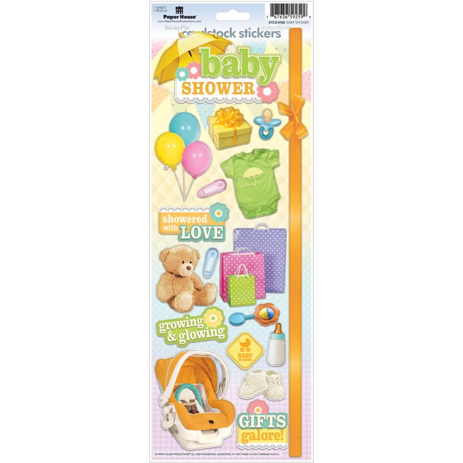 STKR - Baby Shower