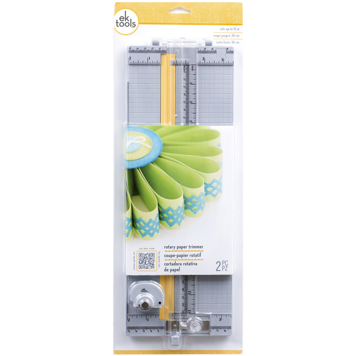 Rotary Paper Trimmer 12-