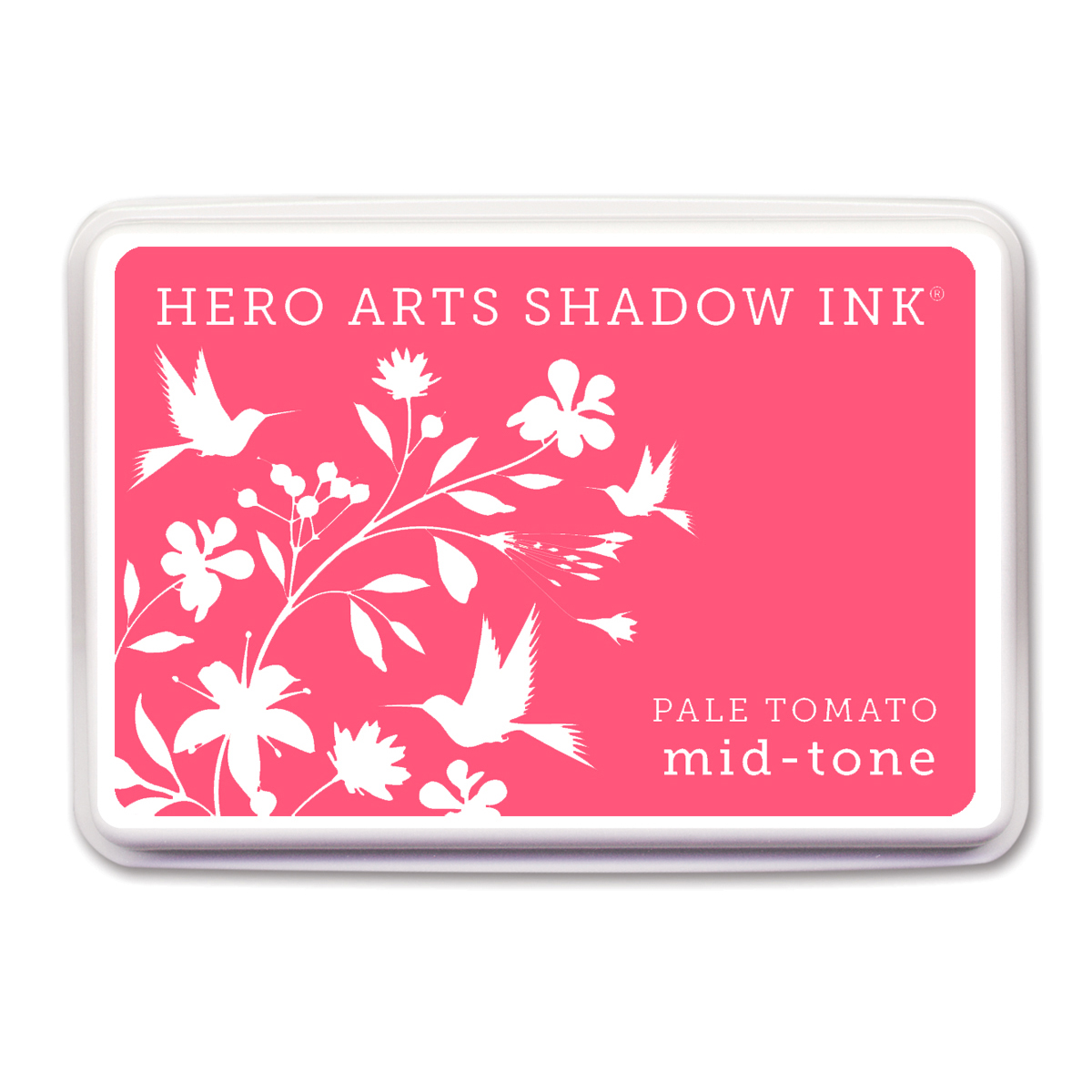 Hero Arts Shadow Ink Pad-Pale Tomato