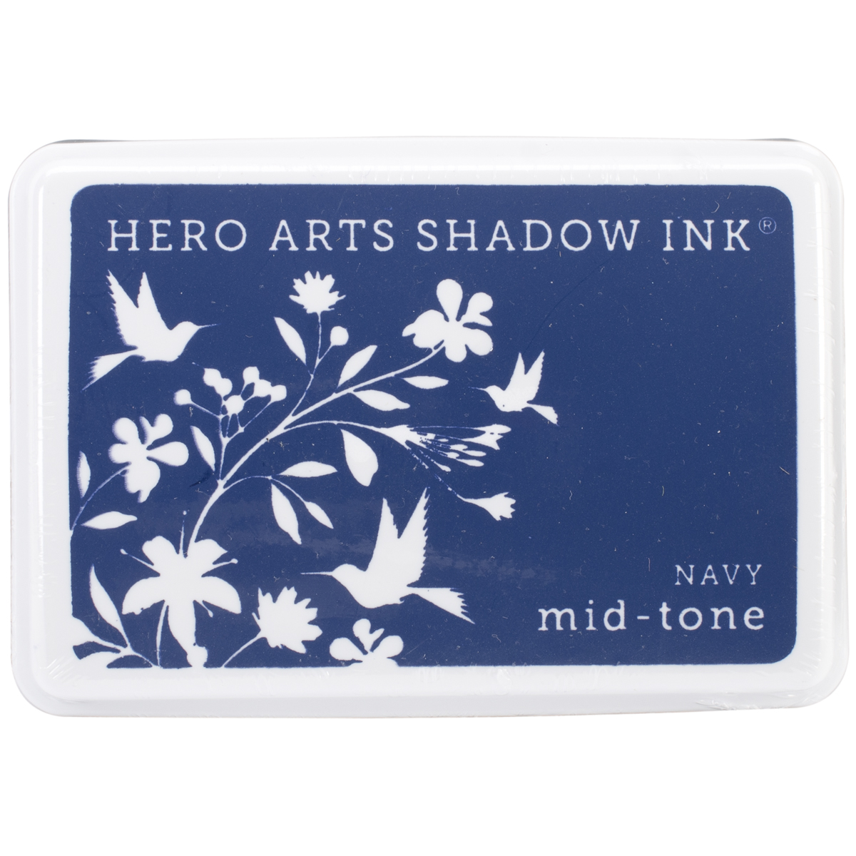Hero Arts Midtone Shadow Ink Pad-Navy